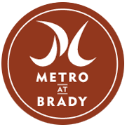 Metro at Brady. Click to return to home page.